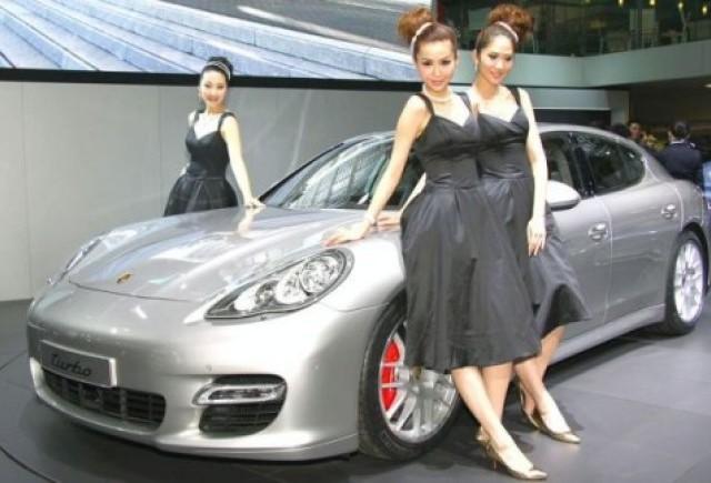 China va deveni in trei ani a doua piata de desfacere a Porsche, depasind Germania