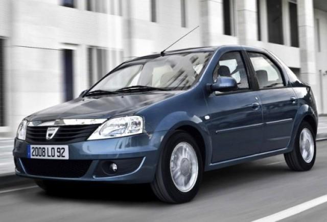 Dacia si-a dublat vanzarile in Europa