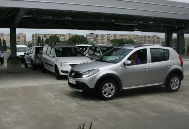 Dacia Sandero Stepway, in Romania de la 9.200 euro cu TVA