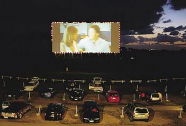 NOU: Cinematograf pentru masini in Bucuresti
