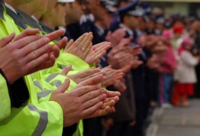 Un politist beat la volan a ucis un pieton