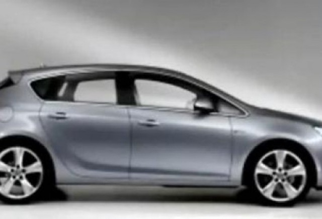 Galerie Video: Totul despre noul Opel Astra