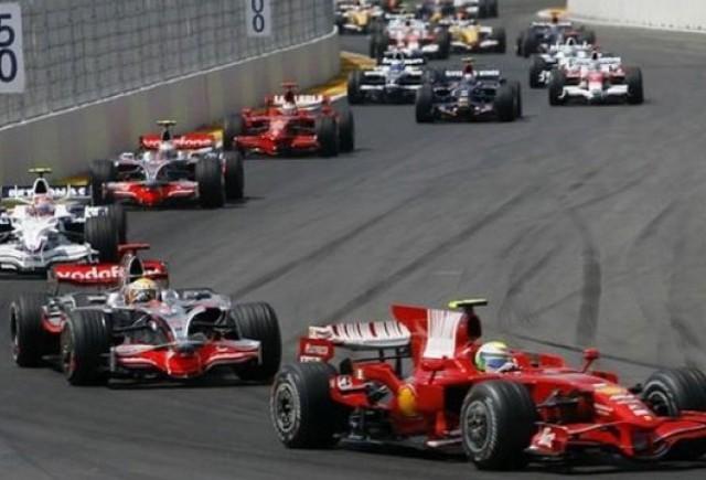 Echipele din Formula 1 isi fac competitie separata