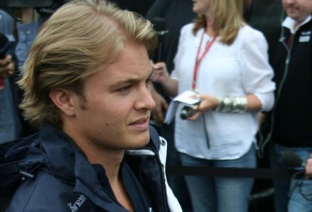 Decizie grea pentru Rosberg