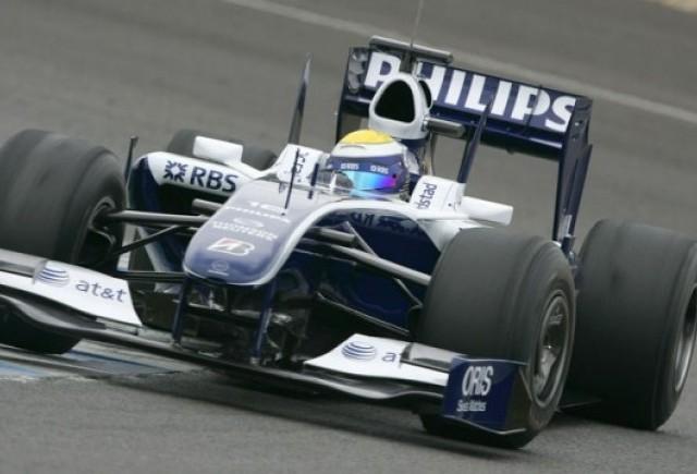 Rosberg, cel mai rapid in antrenamentele de azi