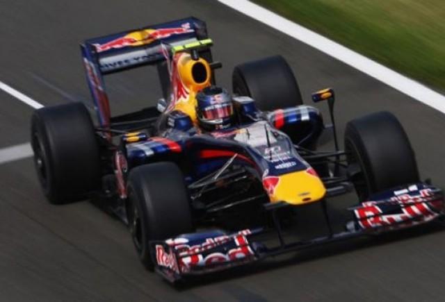 Vettel se impune la Silverstone