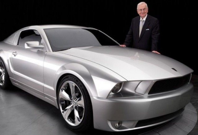 Editie aniversara Mustang dedicata lui Lee Iacocca