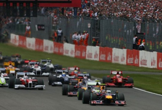 Castigatorii 'Pariaza pe Formula 1' Silverstone