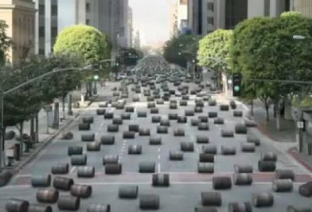 VIDEO: Audi continua campania geniala la TDI