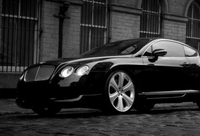 Bentley a vandut cinci limuzine in cinci luni, dupa ce in tot anul 2008 a vandut patru
