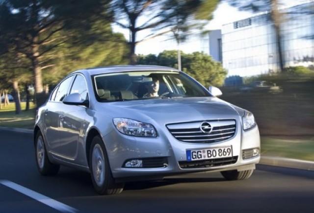 Oficial: Noul Opel Insignia ecoFLEX