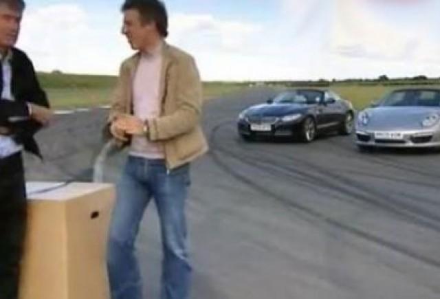 VIDEO: Fifth Gear compara BMW Z4 cu Porsche Boxster