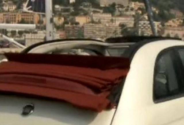 VIDEO: Fiat 500C in actiune
