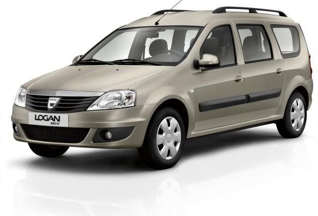 Dacia Logan MCV este intr-un Top 10 al celor mai spatioase masini