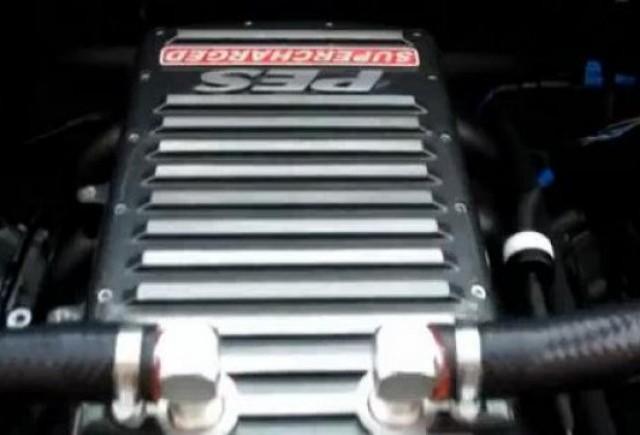 VIDEO: Pes Tuning au supraalimentat motorul lui Audi R8