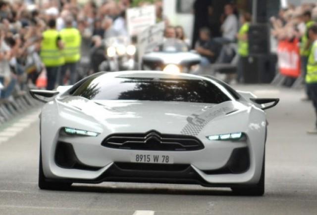 Conceptul Citroen GT a cucerit Londra