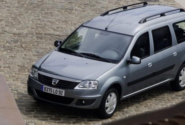 Dacia lanseaza versiunea Prestige pentru Logan MCV