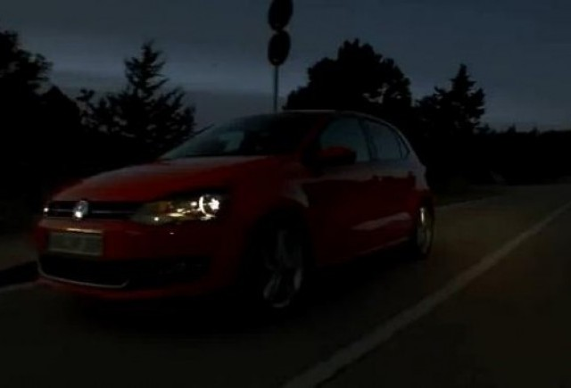 VIDEO: O noua reclama la VW Polo