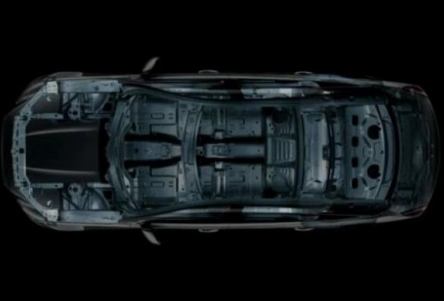 VIDEO: Teaser la Jaguar XF
