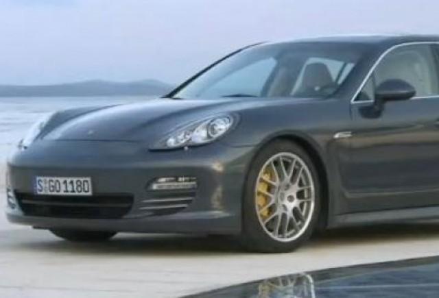 VIDEO: Porsche Panamera S si 4S