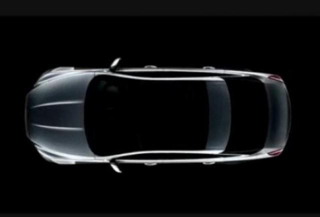 VIDEO: Un nou teaser cu Jaguar XJ