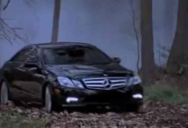 VIDEO: Mercedes E-Klasse Coupe