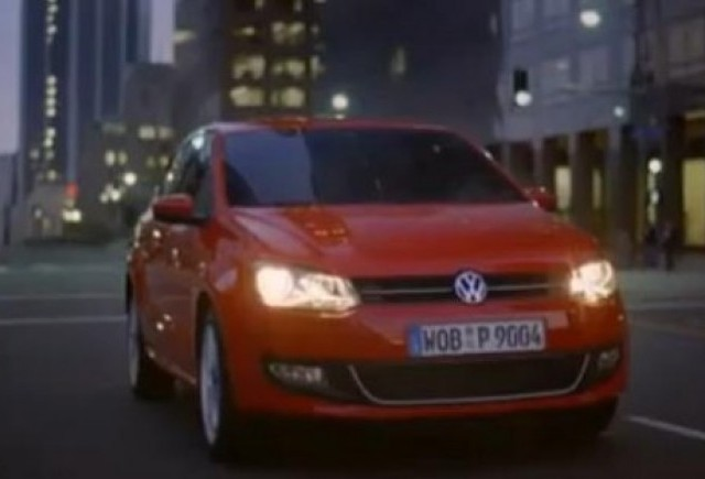 VIDEO: Reclama la noul VW Polo