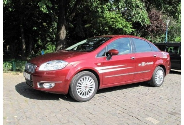 Am testat Fiat Linea 1.4 T-Jet Emotion