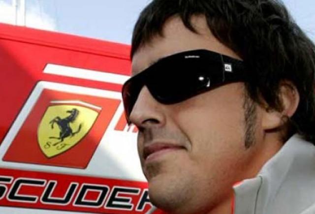 Presa spaniola il anunta pe Alonso la Ferrari