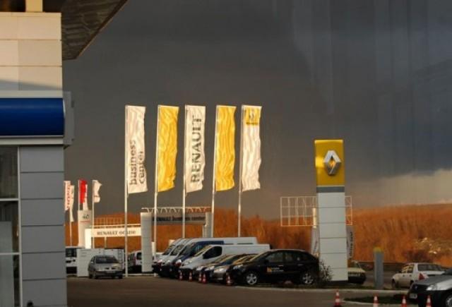 Dacia implineste 10 ani de la asocierea cu Renault