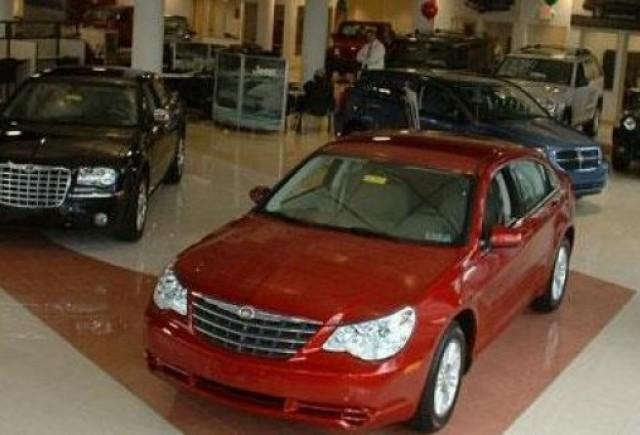 Vanzarile de masini din SUA au scazut in iunie, dar piata da semne de stabilizare