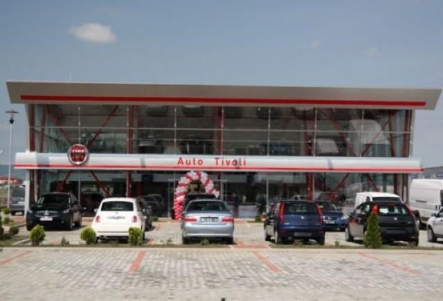 Auto Tivoli Focsani completeaza reteaua AutoItalia din Romania
