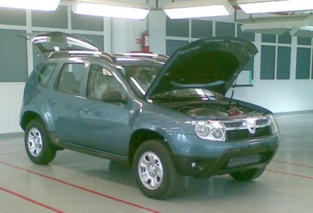 Iata cum arata Dacia SUV!