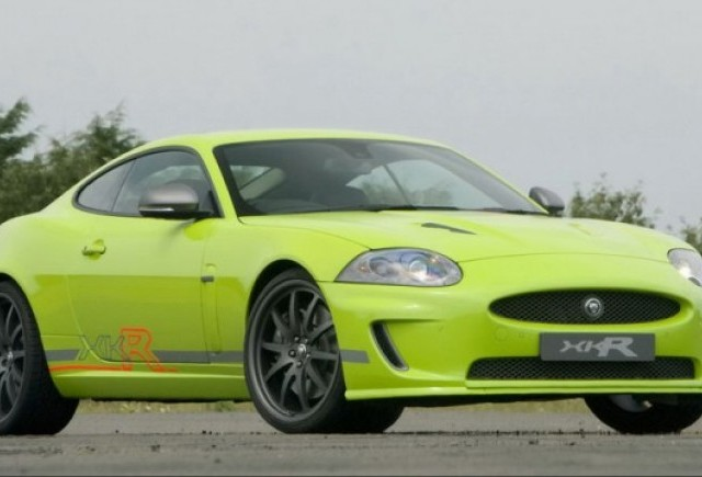 Jaguar XKR, editie speciala Goodwood Festival of Speed
