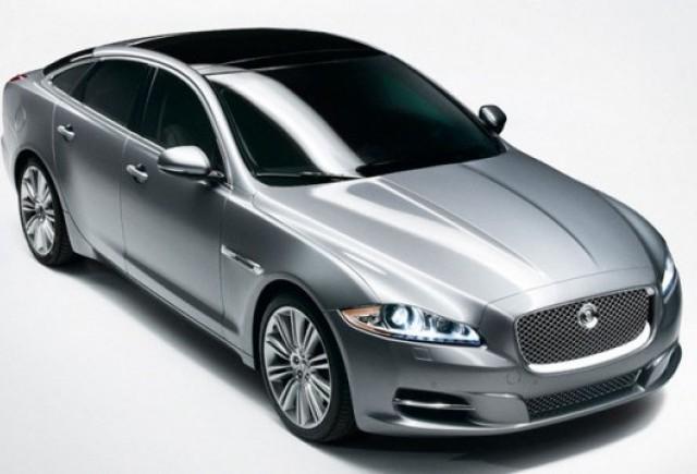 Primele imagini cu noul Jaguar XJ