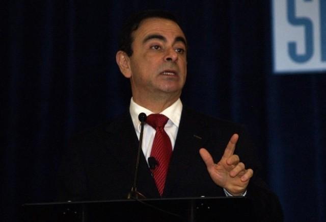 Anul viitor va fi la fel de dificil ca si 2009 pentru industria auto, spune Ghosn