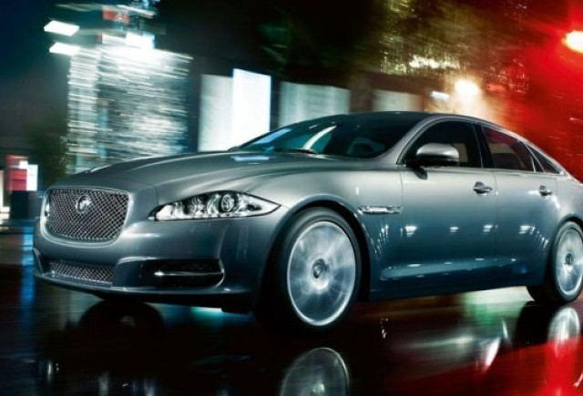 Oficial: Noul Jaguar XJ!