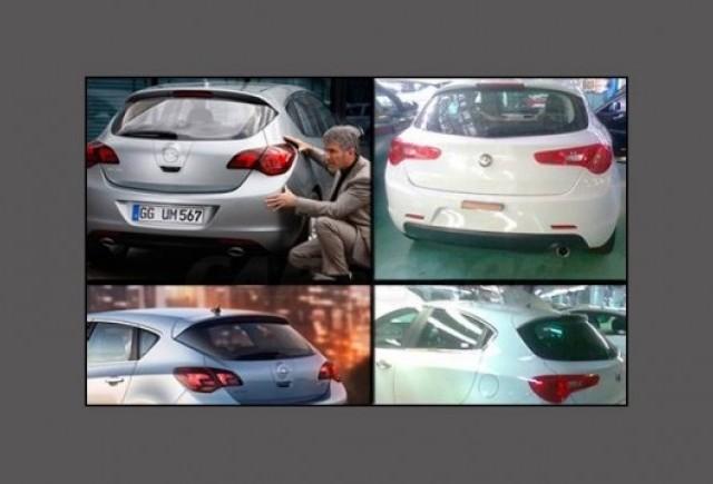 Alfa Romeo Milano, un Opel Astra clonat?