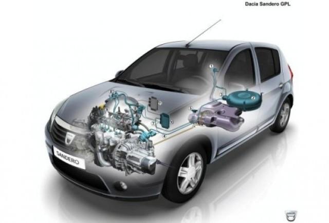 Dacia Sandero pe GPL detine o cota de 60% din piata franceza pe acest segment in iunie