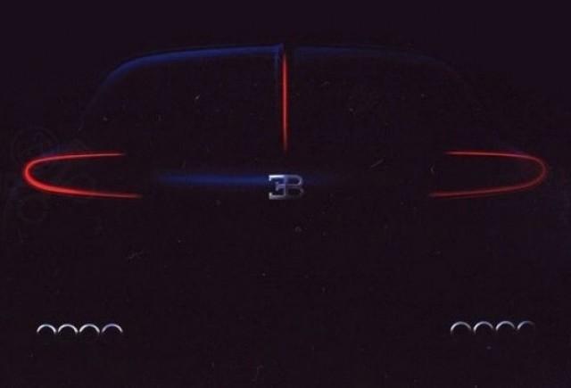 Bugatti pregateste noul model Bordeaux