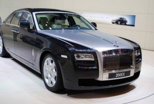 Oficial: Rolls-Royce Ghost- specificatii tehnice