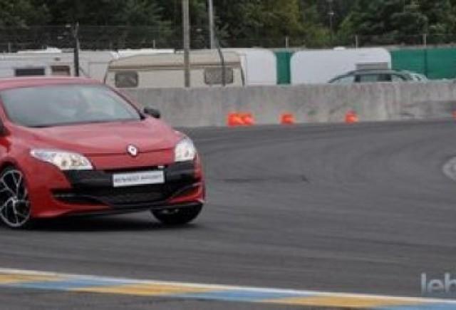 VIDEO: Primele turiri de pista cu noul Renault Megane RS