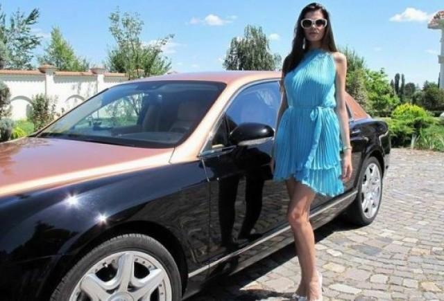 EXCLUSIV: Vedete si masini- Monica Columbeanu