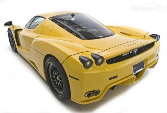 Ferrari Enzo XX de Edo Competition