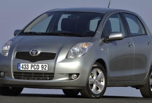 Toyota va construi un Yaris hibrid pentru Europa