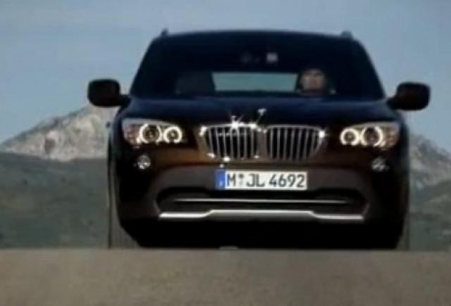 VIDEO: BMW X1 se prezinta