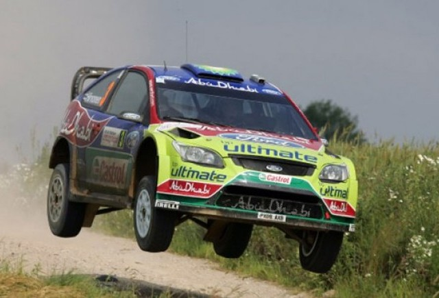 Ford ramane in WRC pana in 2011