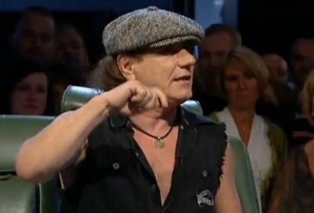 VIDEO: AC/DC in studioul Top Gear