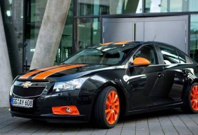 Avanpremiera Frankfurt: Chevrolet Cruze Bumlebee