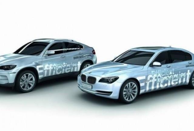 Avanpremiera Frankfurt: premierele BMW